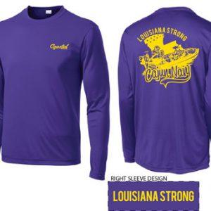 Cajun Navy Shirt Design